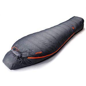 Lightweight and Compact 4-Season Mummy Bag