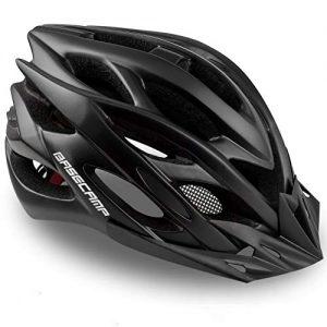 Basecamp Bicycle Helmet with Helmet Accessories