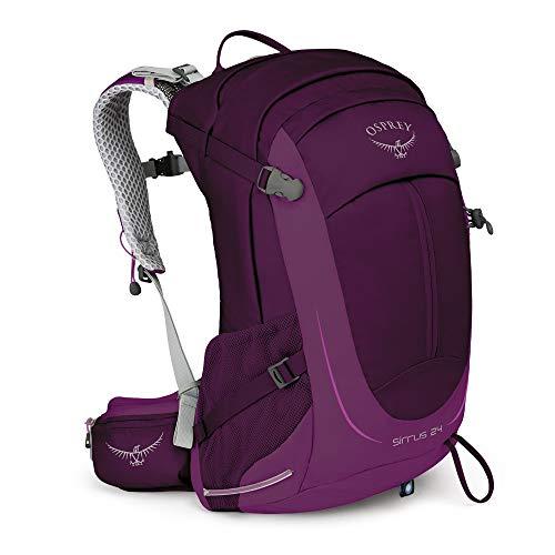 Women's Hiking Backpack Ruska Purple