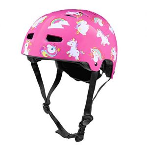 Adjustable and Multi-Sport Bicycle Helmets for 3-8 Years