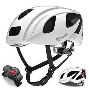 Bike Smart Helmet with LED Taillight & Turn Indicators