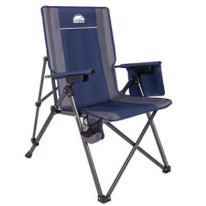 Outdoor Reclining Camping Chairs 300 LBS