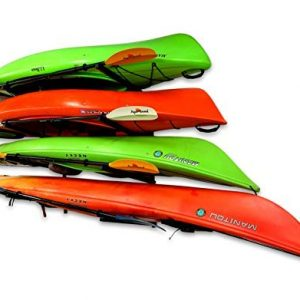 StoreYourBoard 4 Kayak Storage Rack