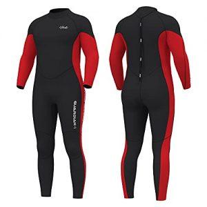 Wetsuits Men Guardian 3mm Neoprene Full Scuba Diving Suits