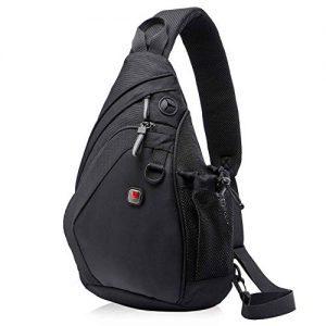 Crossbody Backpack Travel Daypacks Chest Pack Lightweight