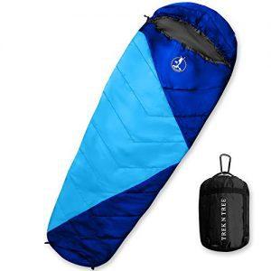 Mummy Sleeping Bag Camping, Hiking, Backpacking Sleeping