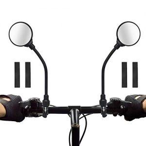 Adjustable Handlebar Rear View Mirrors