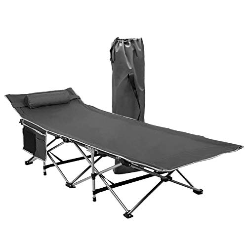 Quality Lightweight Folding Outdoor Travel Cot