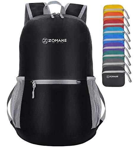 Water Resistant Ultra Lightweight Hiking Backpack