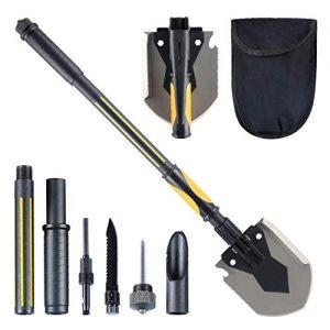 HARVET Military Portable Shovel and Pickax