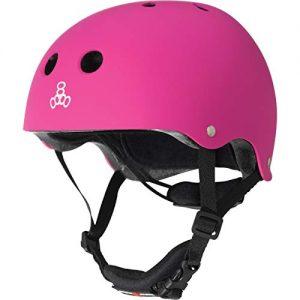Dual Certified Sweatsaver Kids Skateboard and Bike Helmet