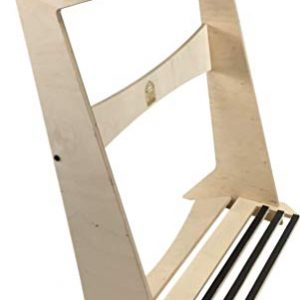 The Pacifica Freestanding Surfboard Display Rack