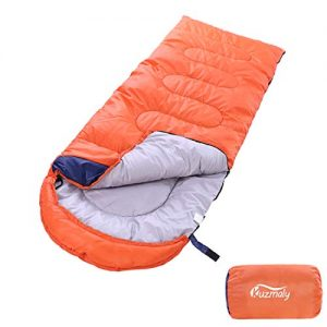 Lightweight & Waterproof with Compression Sack Camping Sleeping Bag