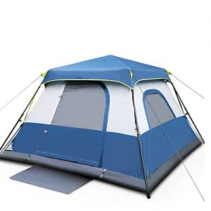 Tents, 6 Person 60 Seconds Set Up Camping Tent