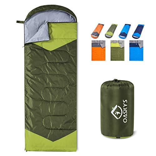 Camping Sleeping Bag Waterproof for Adults & Kids