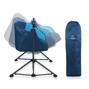 Hold Up 350lbs Camping Swing Chairs for Adults