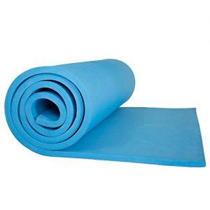 Lightweight Non Slip Foam Mat with Carry Strap Outdoors