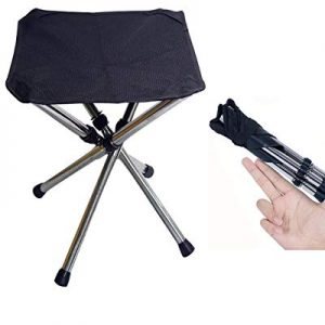 Portable Lightweight Foldable Compact Camping Foot Stool