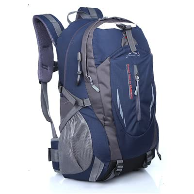 40L Backpack Waterproof Hiking Travel Backpack