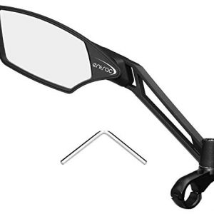 Clear Wide-angle Rear-View Shatterproof, Scratchproof Glass