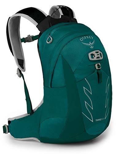 Girl's Hiking Backpack Jasper Green