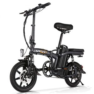 60 Mile Range 14inch Ebikes for Adults