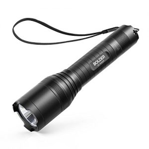 Super Bright Tactical Flashlight for Camping and Hiking