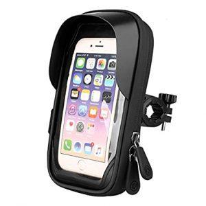 Rotatable Bicycle Mobile Phone Bag