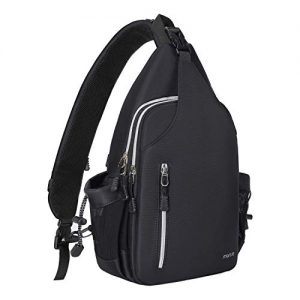 Sling Backpack Double Layer Hiking Daypack