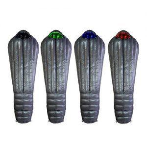 Lightweight Ultralight Backpacking Mummy Down Sleeping Bag