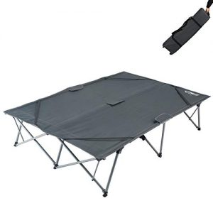 KingCamp Double Folding Camping Cots