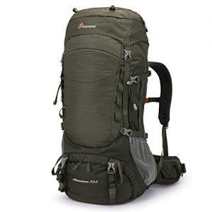 MOUNTAINTOP 55L Hiking Internal Frame Backpack