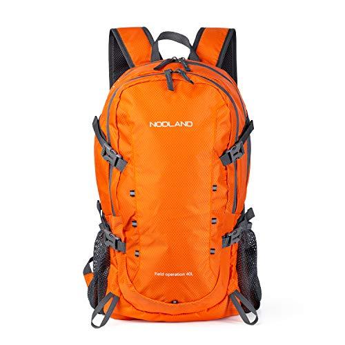 Packable Waterproof Lightweight Hiking Backpack 40L