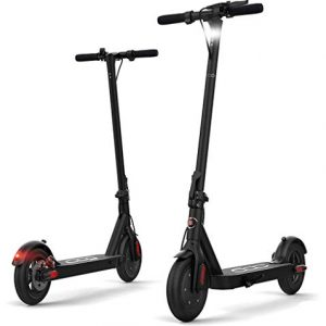 """Fiat Electric Scooter 10"""" Black"""