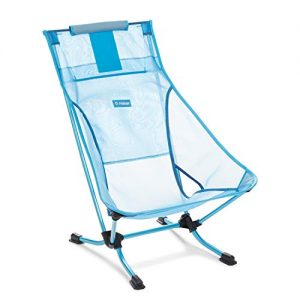 Lower-Profile Beach Chair Lightweight