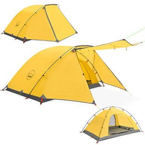 KAZOO 2 Person Camping Tent Outdoor