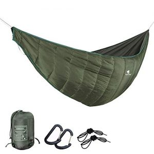Ultralight Hammock Underquilt for Camping for Hiking Backpacking