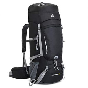 60-65L Waterproof Lightweight Hiking Backpack