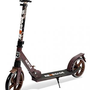 Lightweight and Foldable Kick Scooter