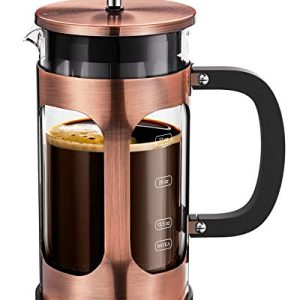 French Press Coffee Maker for Camping Travel Gifts