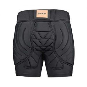 Butt Pads Snowboarding Impact Shorts Hip Protector for Men