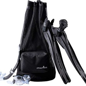 XL Mesh Travel Backpack for Scuba Diving