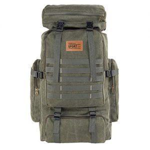 Tactical Hiking Backpack 70 Liters Waterproof