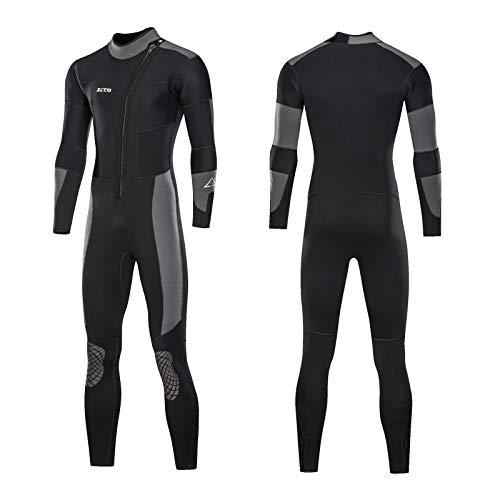ZCCO Wetsuits Men's 5mm Premium Neoprene