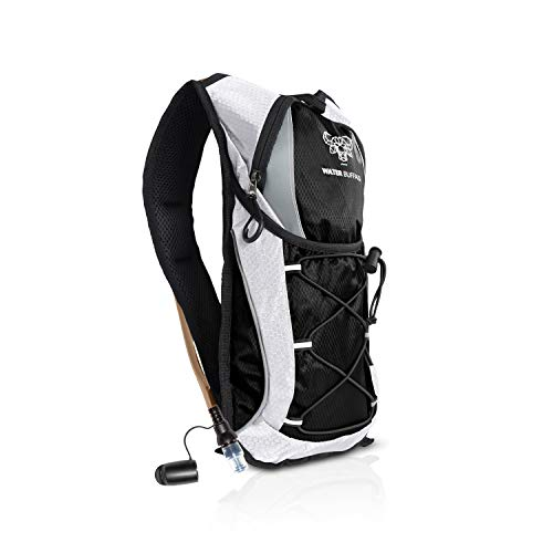 Buffalo Hydration Pack Backpack 2L Water Bladder