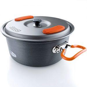 Outdoors Camping Cook Pot 2 Liter