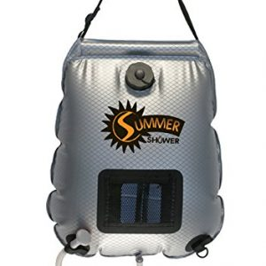 5 Gallon Summer Shower / Solar Shower