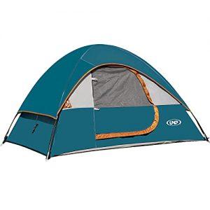 Lightweight Camping Tent 2 Person-Ocean Blue