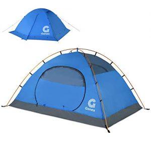 2 Person Dome Tent Windproof & Waterproof Winter