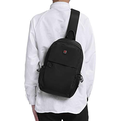 Sling Bag Crossbody Backpack Travel Daypacks Chest